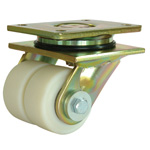 Dual Wheel Caster for Low Platform Ultra Heavy Loads LSD BSD (Blickle)