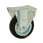 Caster with Heat Resistant Wheels, B/BX Series (Blickle)