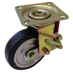 Spring Caster (Free Moving Wheels with Stoppers) SS-SP Type