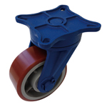 Ductile Caster (for Heavy Loads) (Non-Fixed-Path Car) LR Type