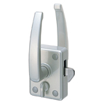 Sliding Door Latch with Face, A-353