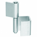 Stainless Steel Square Back Hinge for Heavy-Duty Use B-1080