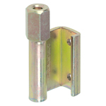 B-Type, Single  Action Hex Nut, Concealed Hinge B-541-B