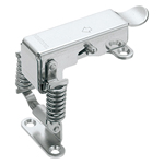 Corner Catch Clip With Stainless-Steel Lock C-1157