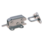 Stainless Steel, Sliding Door Snatch Lock C-1450