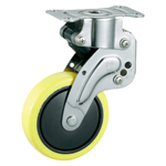 with Stainless Steel Shock Absorber - Without Fixed Caster Stopper K-1560R