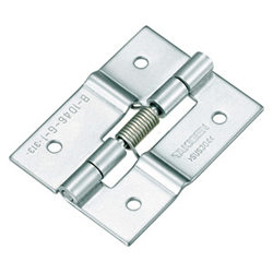 Stainless Steel. Spring-Loaded Hinge B-1046-G