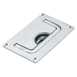 Stainless-Steel Pull For Floor Hatch A-1078
