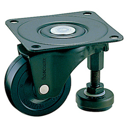 Swivel Caster With Leveling Mount (Without Stopper) K-100AF