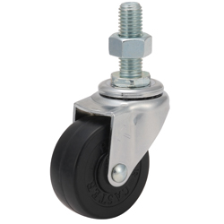 Long-Thread Swivel Caster (Without Stopper) K-420EA