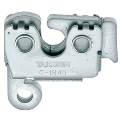 Stainless Steel, Small, Snatch Lock C-1849
