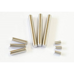 Stainless Steel Parallel Pin, B Type/Soft (h7)