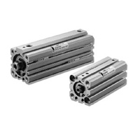 Rotation-less 10S-6G Series Slim Pneumatic Cylinder
