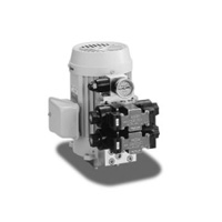 Motor Pump, 35HP204 Series