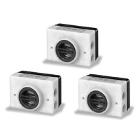 Digital flow sensor DFT series