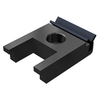 Mounting bracket for LM roller, SE type, SEB type