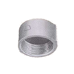 Pipe Fittings - Cap - Plated