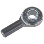 Rod End Bearing, Standard Oil Free Type, Male (Teflon PTFE) - [NTLOS]