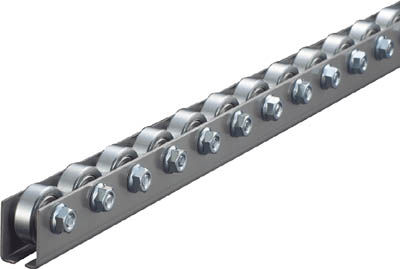 Wheel Conveyor (Machined, Wheel Diameter: 25.4mm)