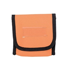 Lockable storage bag for use in prevention of accidents due to unintended operation.