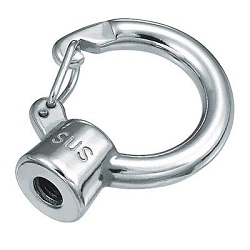 Hook Eye Nut (Stainless Steel)