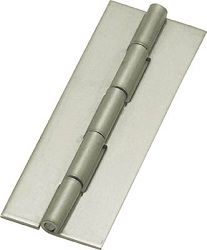 Stainless Steel Hinge Weld-on Type