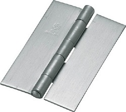 Stainless Steel Heavy Duty Weld-on Hinges