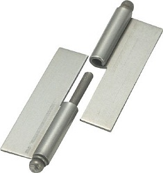 Steel Lift-Off Weld-on Hinge