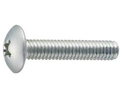 Truss Head Machine Screw (Fully Threaded)