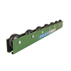Wheel Conveyor (Black Rubber Lining)