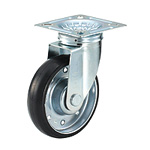 High Tensile Steel Caster, Swivel Axle
