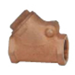 125H Type, Lead-Free Bronze Screw-in Type Swing Check Valve