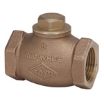 150 E Type - Bronze Screw-in Type Lift Check Valve