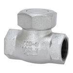 16K Type Ductile Cast-Iron Screw Down Lift Check Valve <Union Bonnet Type>