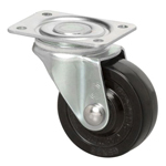 Standard Class 100B Truck Type Synthetic Rubber Wheels with Roller Bearings (Packing Caster)