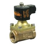 PS-22 Type Solenoid Valve (for Steam, Liquid, and Air) with Strainer Momotaro II