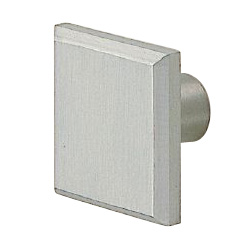 Chamfered Square Knob