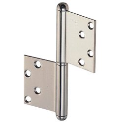 Stainless Steel Flag Hinge, BS-104