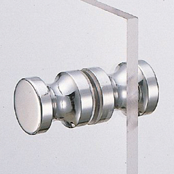 Stainless Steel Knob for Both Faces ST-12W