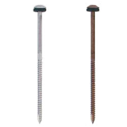 Stainless steel SUSXM-7, thin screws for tiles, G type