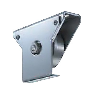 Stainless Steel Safety Cover, Caster