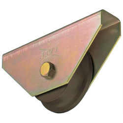 S45C Heavy Door Roller Caster Type