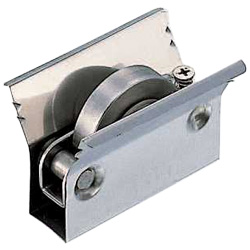 Door Roller with Metal for Exchange Stainless Steel Wheel (8 · 9 · 12 · 14) Types