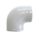 Resin Coating Fittings Coated Fittings Elbow