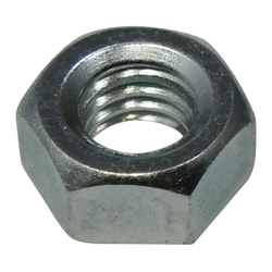 Hex Nut Left-Hand Thread