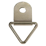 Triangle Lifting Ring - Nickel