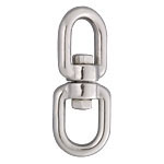 Stainless Steel, Swivel