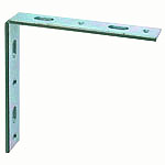 Double sided shelf bracket ZU