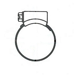 Band Clamp/Hose Nipple Band Clamp