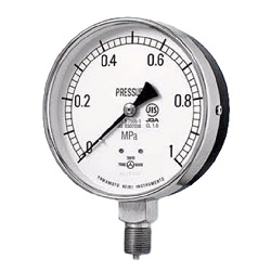 Compound Pressure Meter Type A